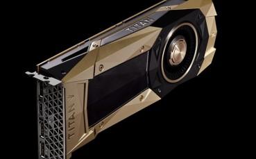 Dünyanın En Güçlü GPU'su Nvidia Titan V Tanıtıldı