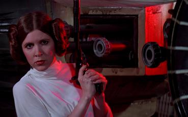 Star Wars'un Prenses Leia'sı Hakkında İlginç Bilgi