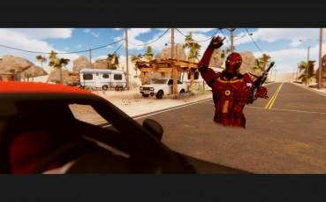 Overduty VR: Battle Royale