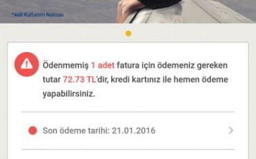 TurkNet Online İşlemler