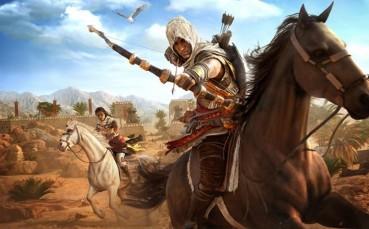 Assassin's Creed Origins: The Hidden Ones Fragmanı Çıktı