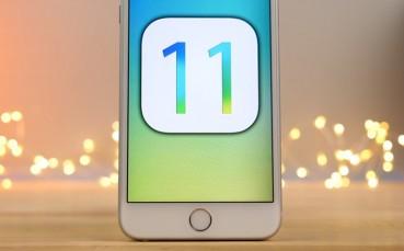 iOS 11'in Kullanım Oranı Açıklandı