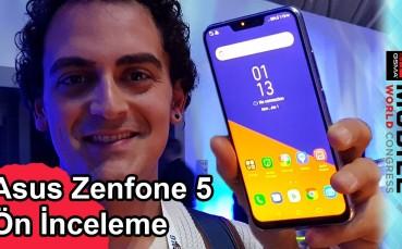 Asus Zenfone 5 Ön inceleme - Ekranda Son Nokta!