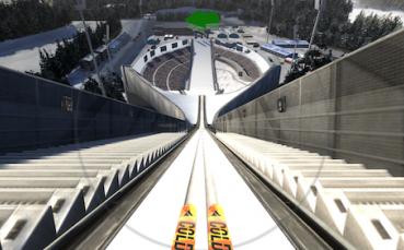 Ski Jumping Pro