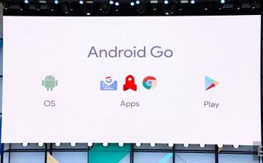 Alcatel, Android Go İşletim Sistemine Sahip İlk Telefonu Tanıttı