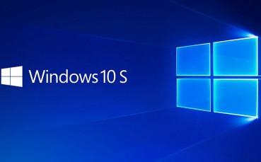 Microsoft, Parolasız Windows 10 S'i Test Etmeye Başladı