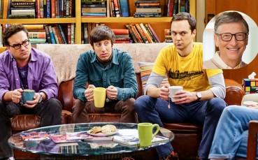 Bill Gates, The Big Bang Theory'e Konuk Olacak