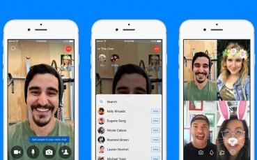 Facebook Messenger'da Grup Araması Başlatmak Kolaylaştı