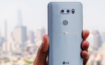 LG, Yeni V30'da Yapay Zeka Destekli Kamera Kullanacak