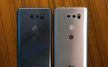 LG'den Yapay Zekalı Telefon: LG V30S ThinQ