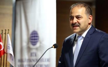 BTK Başkanı Sayan, Siber Güvenliğin Önemine Değindi