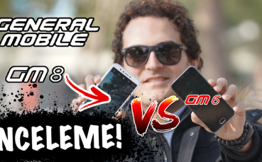 General Mobile GM 8 İnceleme - Tamamen Türk Malı