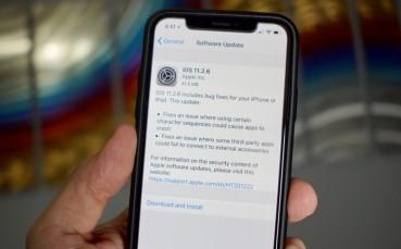 iPhone'ları Çökerten Hata İçin iOS 11.2.6 Güncellemesi Yayınlandı