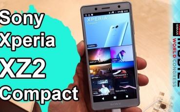Sony Xperia XZ2 Compact Ön inceleme - Önemli Olan İşlevi