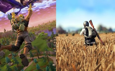 Bu Sefer PUBG, Fortnite'tan Kopya Çekti