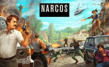 PC ve Konsollar İçin Narcos Oyunu Geliyor!
