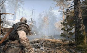 God of War E3 2016 ve PS4 Pro Grafik Karşılaştırması