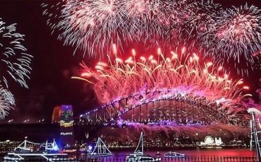 iPhone 7 ile Çekilmiş Yeni Yıl Kutlama Görüntüleri