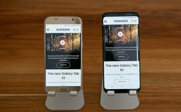 Samsung Galaxy S8 ve S8 Plus Fotoğrafları
