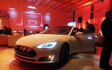 En Hızlı Tesla Modeli Ortaya Çıktı: Tesla D