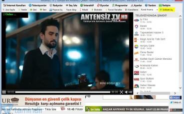 Antensiz TV