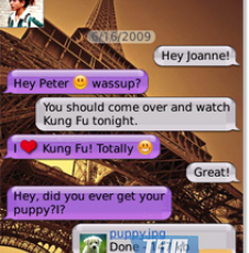Beejive Free Instant Messenger