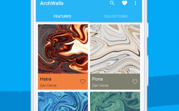 Arch Walls