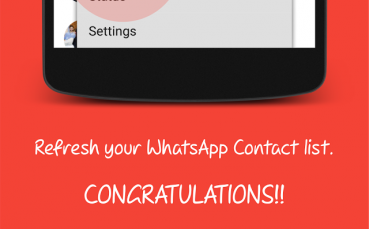 WhatsNot on WhatsApp