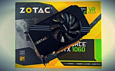 Nvidia GeForce GTX 1060 Mini İncelemesi