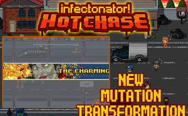 Infectonator Hot Chase
