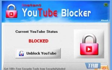 Instant YouTube Blocker