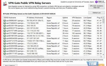 SoftEther VPN + VPN Gate Client