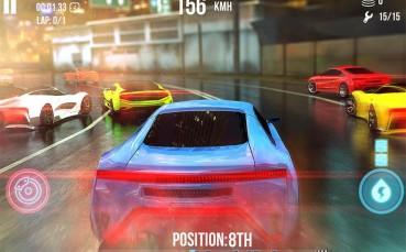 Speed Racing on Asphalt Tracks