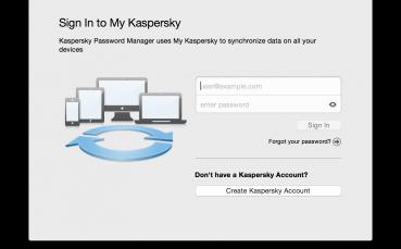 Kaspersky Password Manager