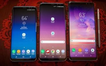 Samsung Galaxy Note 8, S8 ve S8+ Karşılaştırması