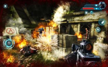 Call Of Dead : Zombie Defense