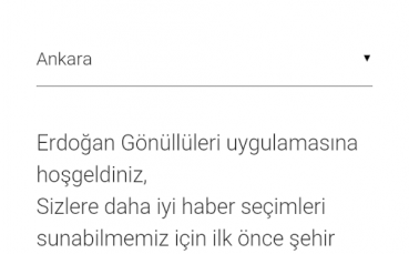 Erdoğan Gönüllüleri