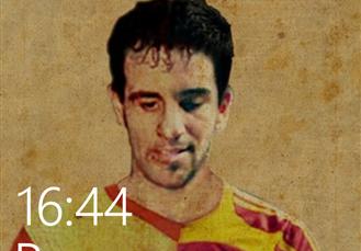 Galatasaray Kilit Ekranı