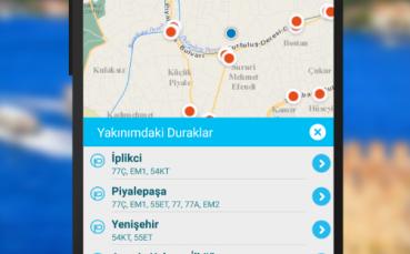 İstanbul Şehir Haritası