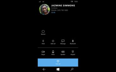 Messaging Skype