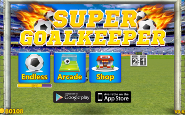 Super Goalkeeper - Soccer Game