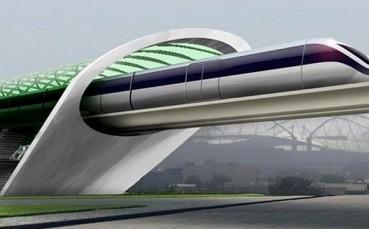 Elon Musk'ın Rüyası Gerçek Oluyor, Hyperloop İlk Testinde Başarılı Oldu