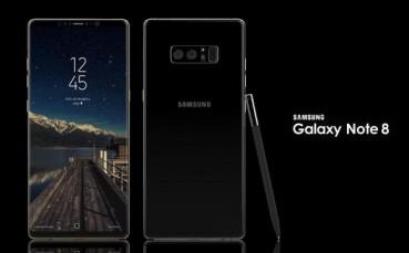 Samsung Galaxy Note 8 ve Sony Xperia XZ Premium Karşılaştırması