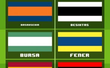 8bit Türkiye Futbol Ligi Oyunu
