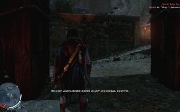 Middle-Earth Shadow Of Mordor Türkçe Yama