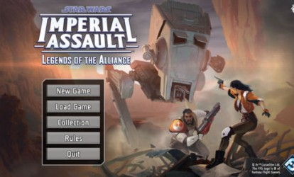 Star Wars: Imperial Assault 1