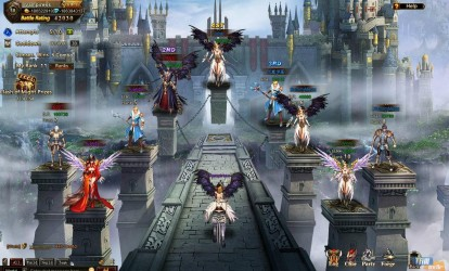 League Of Angels Ekran Görüntüleri