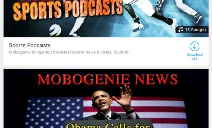Mobogenie (APK) Ekran Görüntüleri