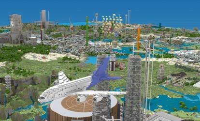 Minecraft Ekran Görüntüleri