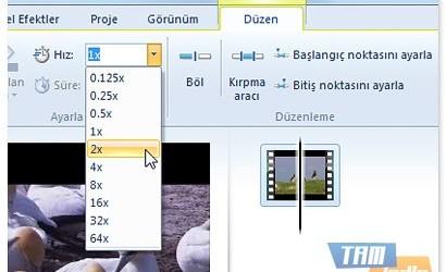 Windows Live Movie Maker Ekran Görüntüleri